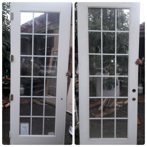 Fiberglass French Doors 7296 Home Garden In Houston Tx