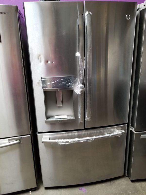 keurig caf stainless refrigerators k ge htm appliances cafe series french refrigerator door steel doors cup