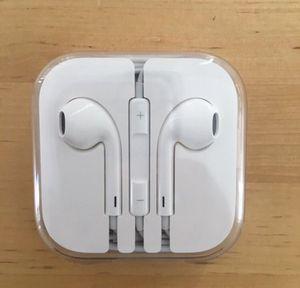 Apple earplugs