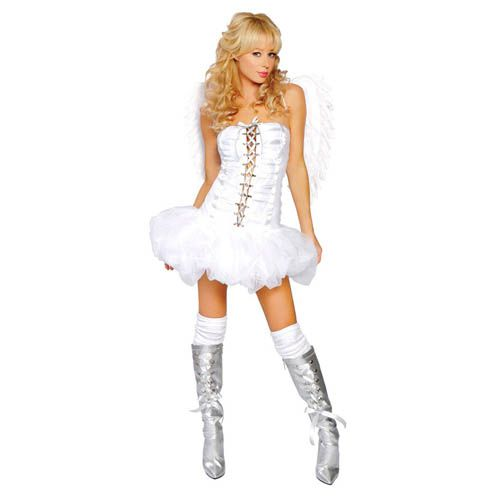 Womens Angel Halloween costume (Clothing & Shoes) in San Jose, CA ...