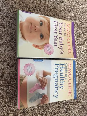 Guide to a Healthy pregnancy. Guide to your baby's first year