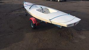 2015 Sunfish Sailboat complete