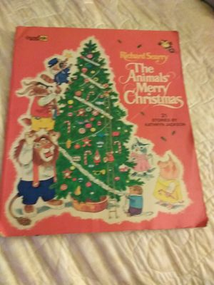 Richard Scarry the Animals' Merry Christmas