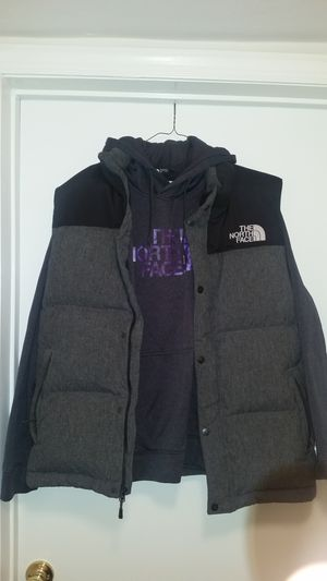 The north face outfit authentic