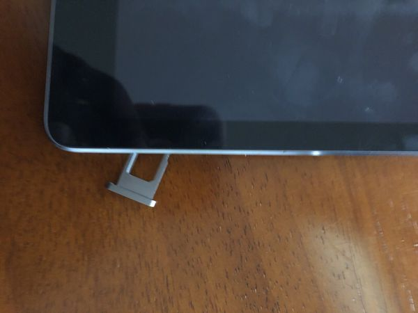 IPAD Air 2 64GB Wi-Fi and Cellular