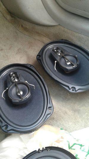 Brand new pioneer speakers