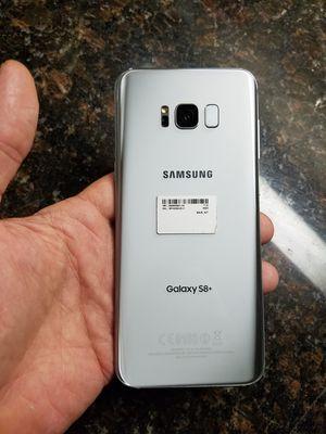 Samsung Galaxy s8+ unlocked