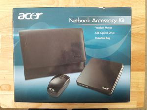 acer. Netbook Accessory Kit.