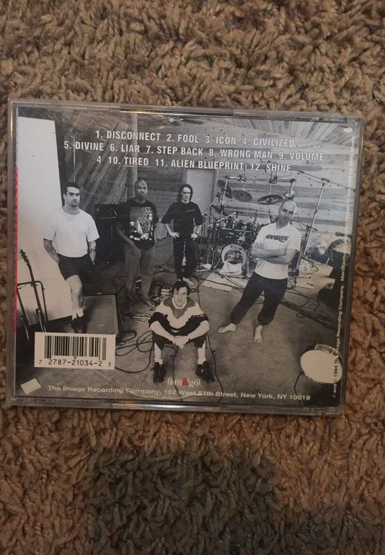 Rollins band weight cd cds dvds in saint paul mn offerup rollins band weight cd malvernweather Image collections