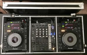 COMPLETE PIONEER DJ SYSTEM