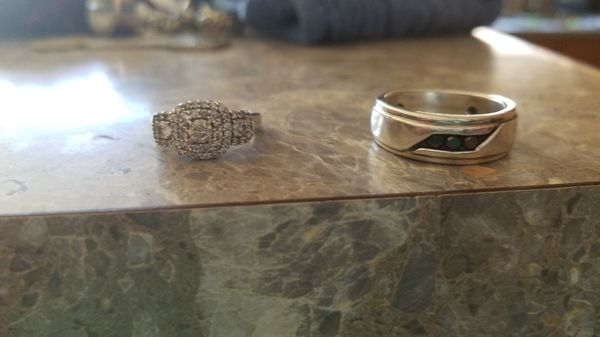 Wedding Ring set Jewelry Accessories in El Paso TX
