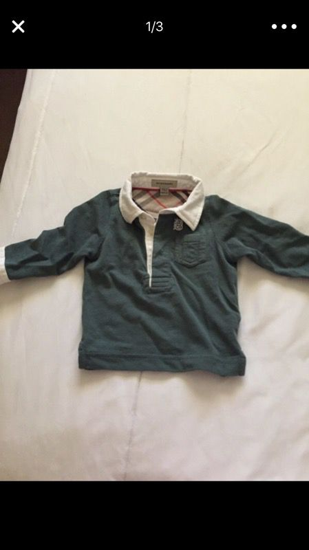 d75c08a7 Authentic Burberry polo (Clothing & Shoes) in San Jose, CA - OfferUp