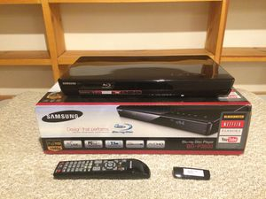 Samsung BD-P3600 Blu-Ray/DVD Player