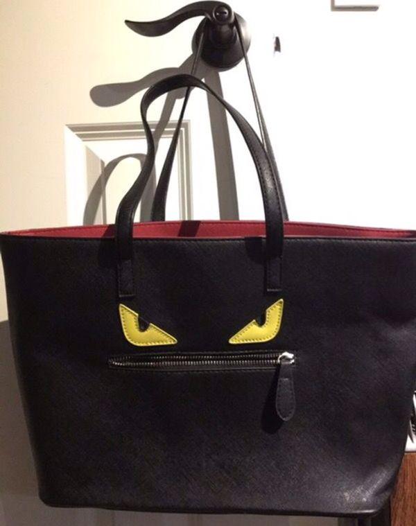 Fendi Tote Bag Monster