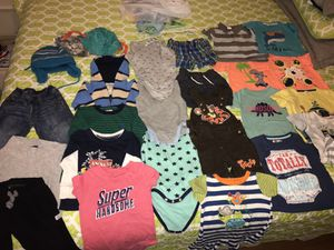 6-12 months baby clothing