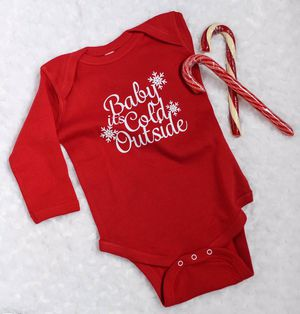 Baby Christmas Onesie