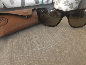 Genuine polarized Rayban Glasses Great Condition!