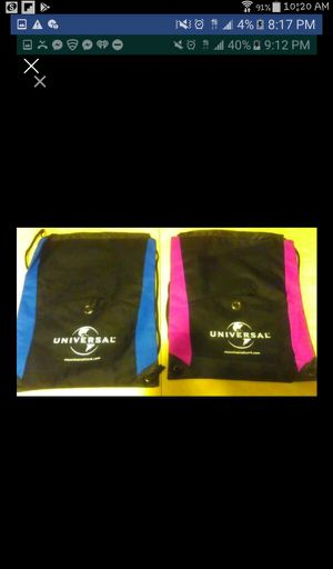 Brand new universal bags