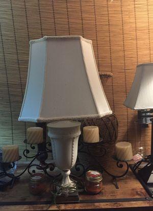 Vintage Lenox lamp