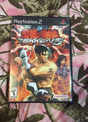 Tekkens 5 PlayStation