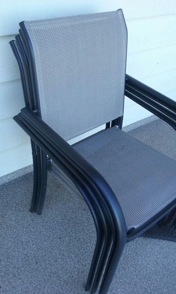 5 patio chairs furniture in tukwila wa offerup