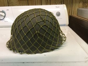 Austrian helmet excellent condition