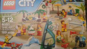 City LEGO set. .New
