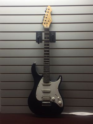 Peavay Raptor Black Electric Guitar
