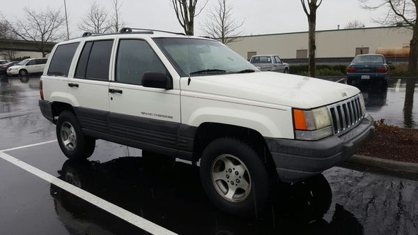 1995 Jeep grand cherokee 2wd laredo #4