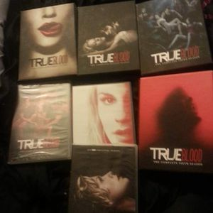 Complete True Blood DVD Collection
