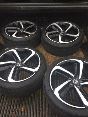 New Honda Rims