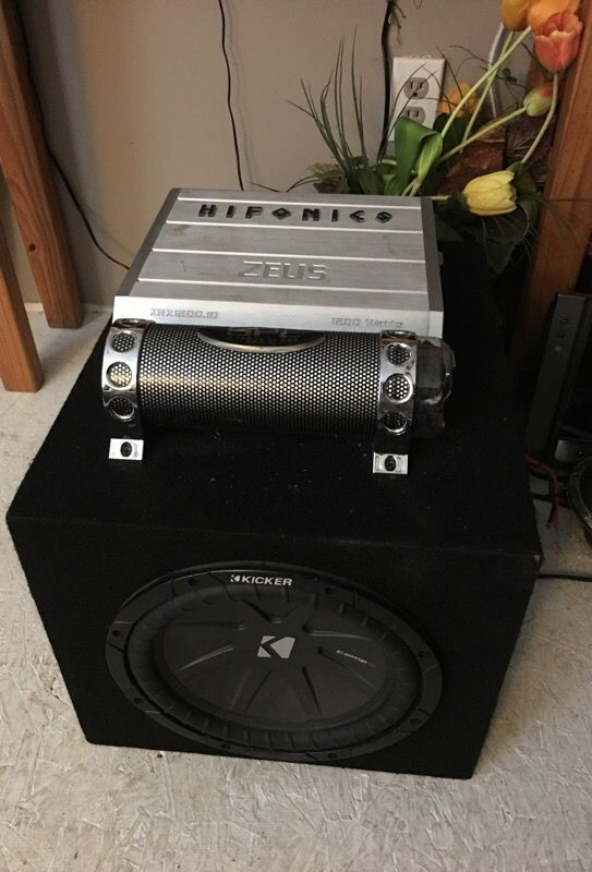 Kicker comp r 10 subwoofer 1200w hifonics capacitor stereo kicker comp r 10 subwoofer 1200w hifonics capacitor stereo system sciox Image collections
