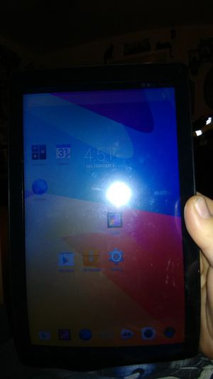 Envizen v1043q tablet digital