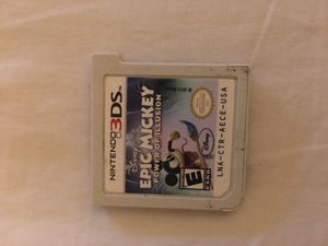 Game 3DS Epic Mickey/ juego 3DS