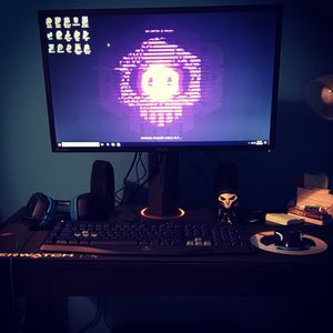 "Asus ROG Swift PG248Q 24"" 144hz Gsync Gaming Monitor"