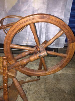 Antique Spinners wheel