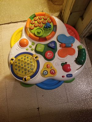 Chicco Talking Garden Activity Center