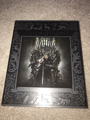 Game of Thrones Season 1 Blu Ray