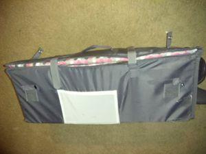 Pink Graco pack n play