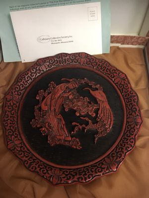 4 Original Certified & Certificate of Authenticity Museum Vintage Carvings