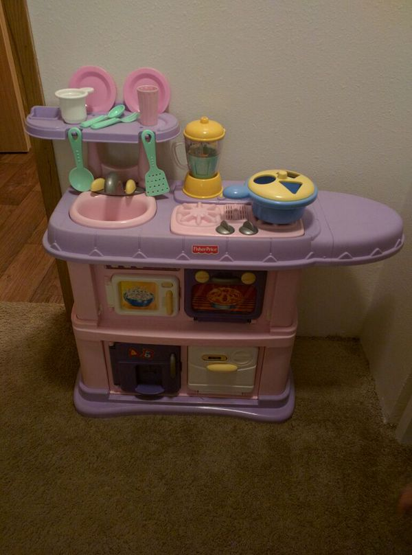Fisher Price Play Kitchen Baby Kids In Snohomish Wa Offerup