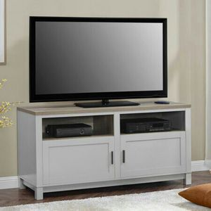 """BHG Langley Bay TV Stand for TVs up to 60"""" Wide,GREY"""