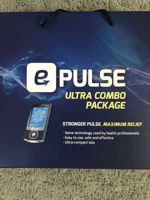 ePULSE Tens Massager