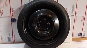 spare tire and change kit Chevy Cavalier 2000