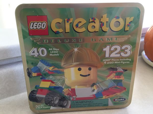 Lego creator deluxe game (Collectibles) in San Diego, CA