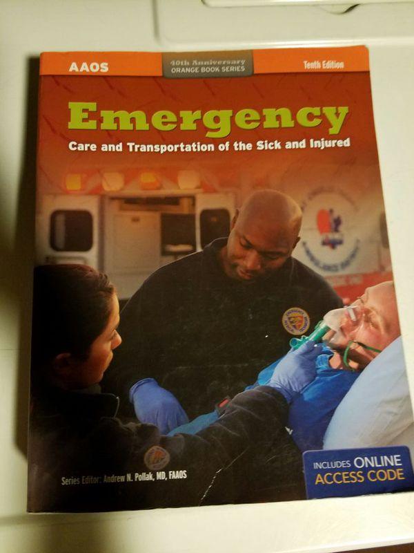 EMT book ( Books & Magazines ) in Fremont, CA - OfferUp