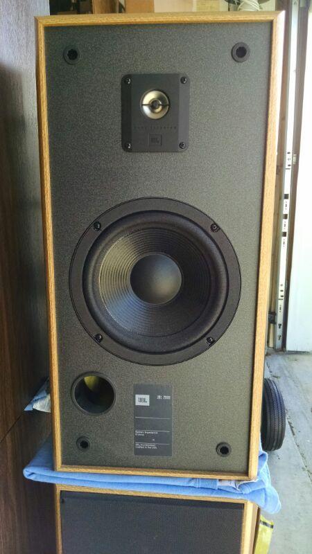 jbl 2800. jbl 2800 floor standing speakers jbl l