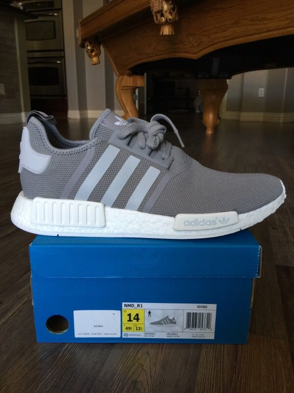 adidas NMD_R1 Shoes Black adidas US