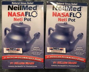 New Sealed Neti Pots $3 each