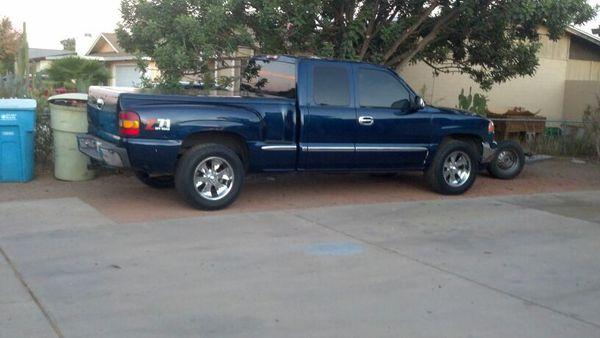 Gmc 00 Sierra 4700 Obo Cars Amp Trucks In Phoenix Az